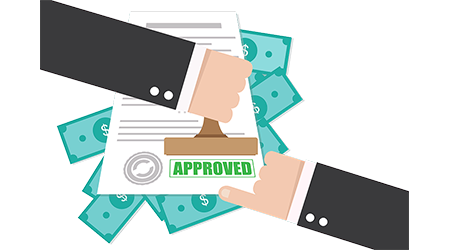 Buyout preapproval letter